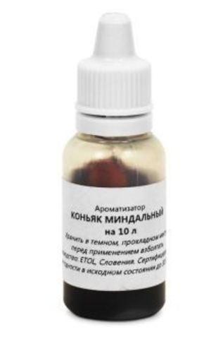 Вкусоароматический концентрат Коньяк миндальный 10 мл