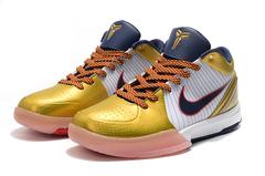 Nike Zoom Kobe 4 'Gold Medal'