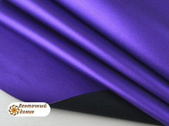Эко-кожа Металлик пурпурная