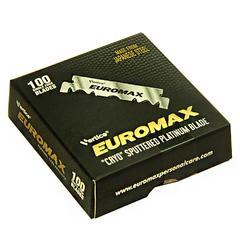 Лезвия для шаветт EuroMax 100шт