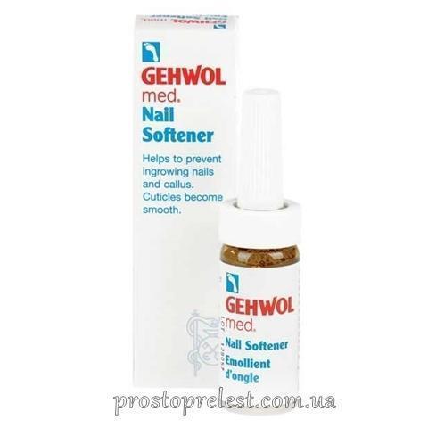Gehwol Med Nail Softener - Смягчающая жидкость для ногтей