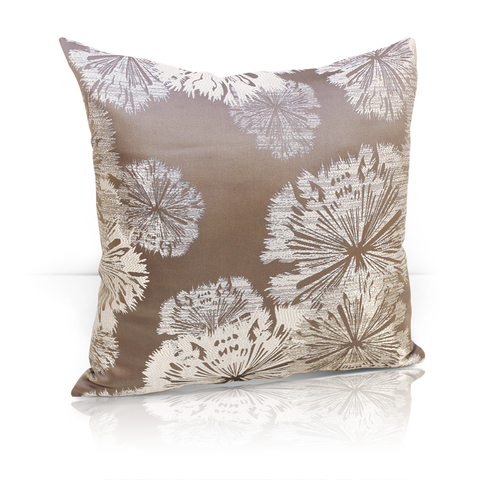 Подушка Салют коричневый
