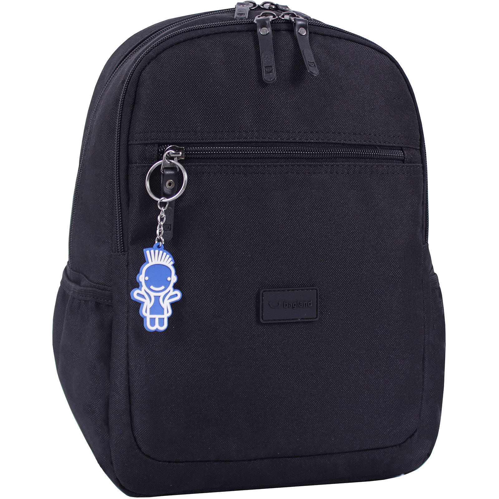 Городские рюкзаки Рюкзак Bagland Young 13 л. черный (0051066) IMG_1147.JPG