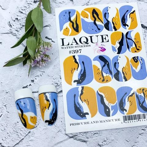 LAQUE Слайдер дизайн #397