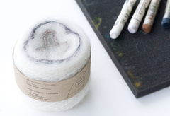 цвет 005 / белый мрамор, графит, пыльная роза