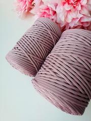 Чайная роза Полиэфирный шнур 4 мм