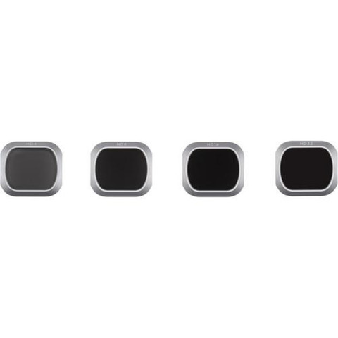 Набор оптических фильтров DJI Mavic 2 Pro ND Filters Set (ND4/8/16/32) (Part17)