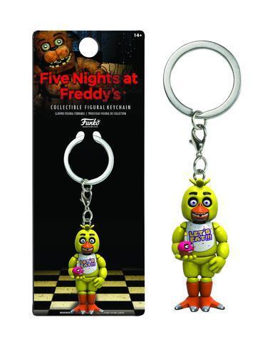 Брелок Funko Figural Keychain: FNAF: Chica 8841