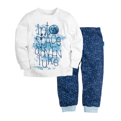 Bossa Nova Детская пижама Into space...