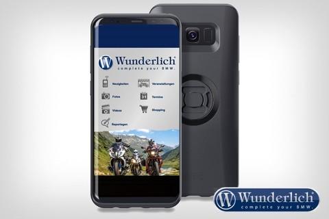 SP-Connect Защитный чехол Samsung S8 +  черный