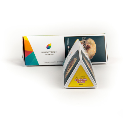 Табак Spectrum Bang Banana (Банан) 100 г