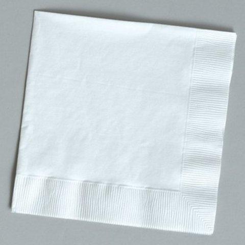 Салфетка Frosty White 33см 16шт/А