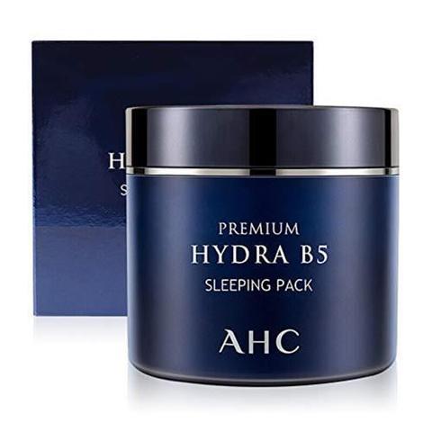 AHC Крем-маска ночная увлажняющая - Premium hydra B5 sleeping pack, 100мл