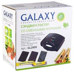 Сэндвич-тостер со сменными формами GALAXY GL2959