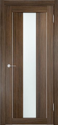 Дверь Сицилия 02 (венге, остекленная экошпон), фабрика Casa Porte