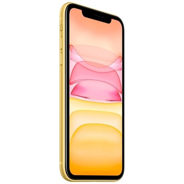 Новый Apple iPhone 11 64 ГБ желтый (обменка ростест)