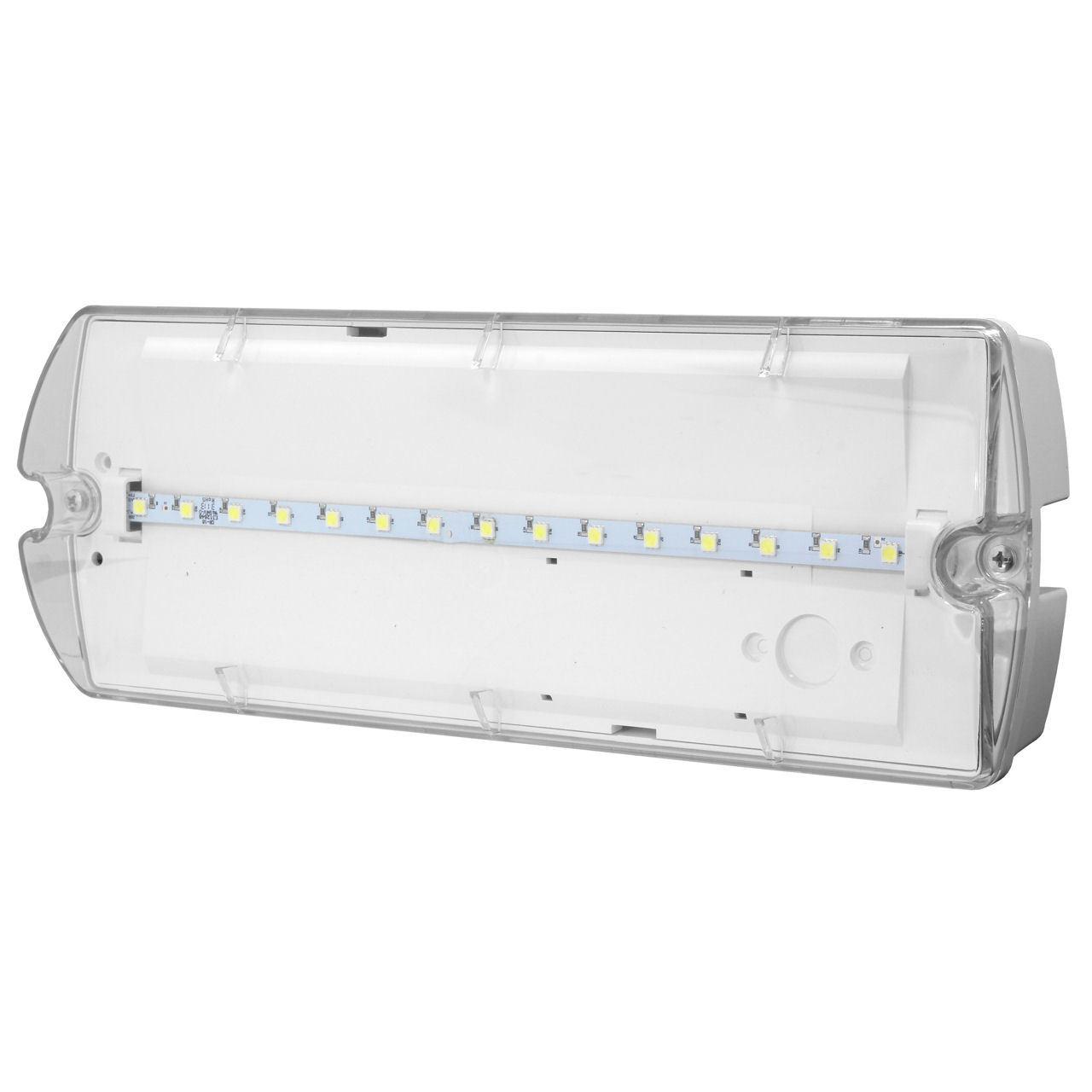 Светодиодный аварийный светильник IP65/IP42 Helios LED Awex
