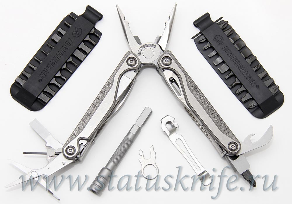 Мультитул Leatherman Charge TTi USA - фотография