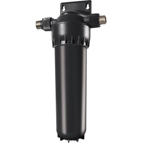 Предфильтр Аквафор для механической очистки горячей воды.