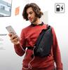 Однолямочный рюкзак  ARCTIC HUNTER XB00045 USB Синий