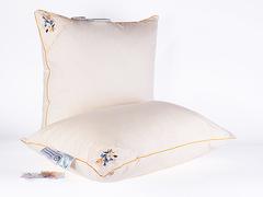 Подушка бамбуковая 68х68 Цветочное разнотравье