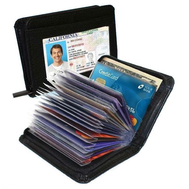 Кошельки и портмоне Визитница Lock Wallet (36 карт) e8e09241b083a837e0eefabb580624c4.jpg