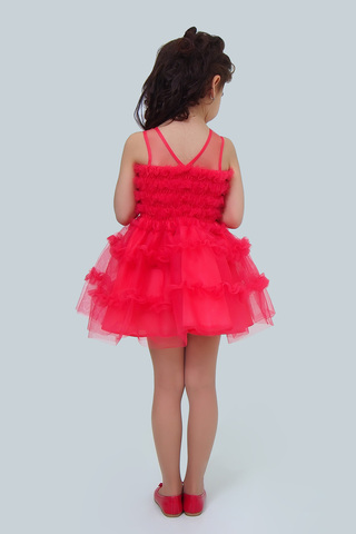 Платье детское + болеро (артикул 1Н56-7)