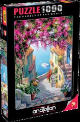 Puzzle Kıyı Merdivenleri. Stairs To The Sea 1000 pcs