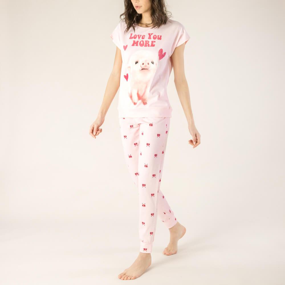 Женская пижама E21K-12P102