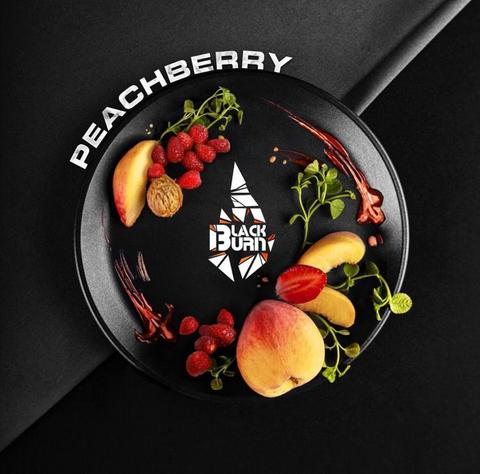 Табак Black Burn Peachberry (персик-ягоды) 100г