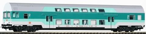 Пассажирский двухэтажный DBmq776 DB AG Ep. V
