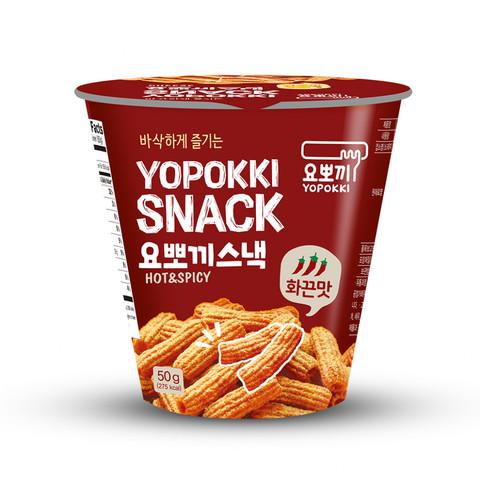 Снек Yopokki Hot&Spicy