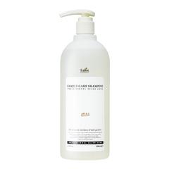 Шампунь для волос La'dor Family Care Shampoo с экстрактом листьев чайного дерева 900 мл