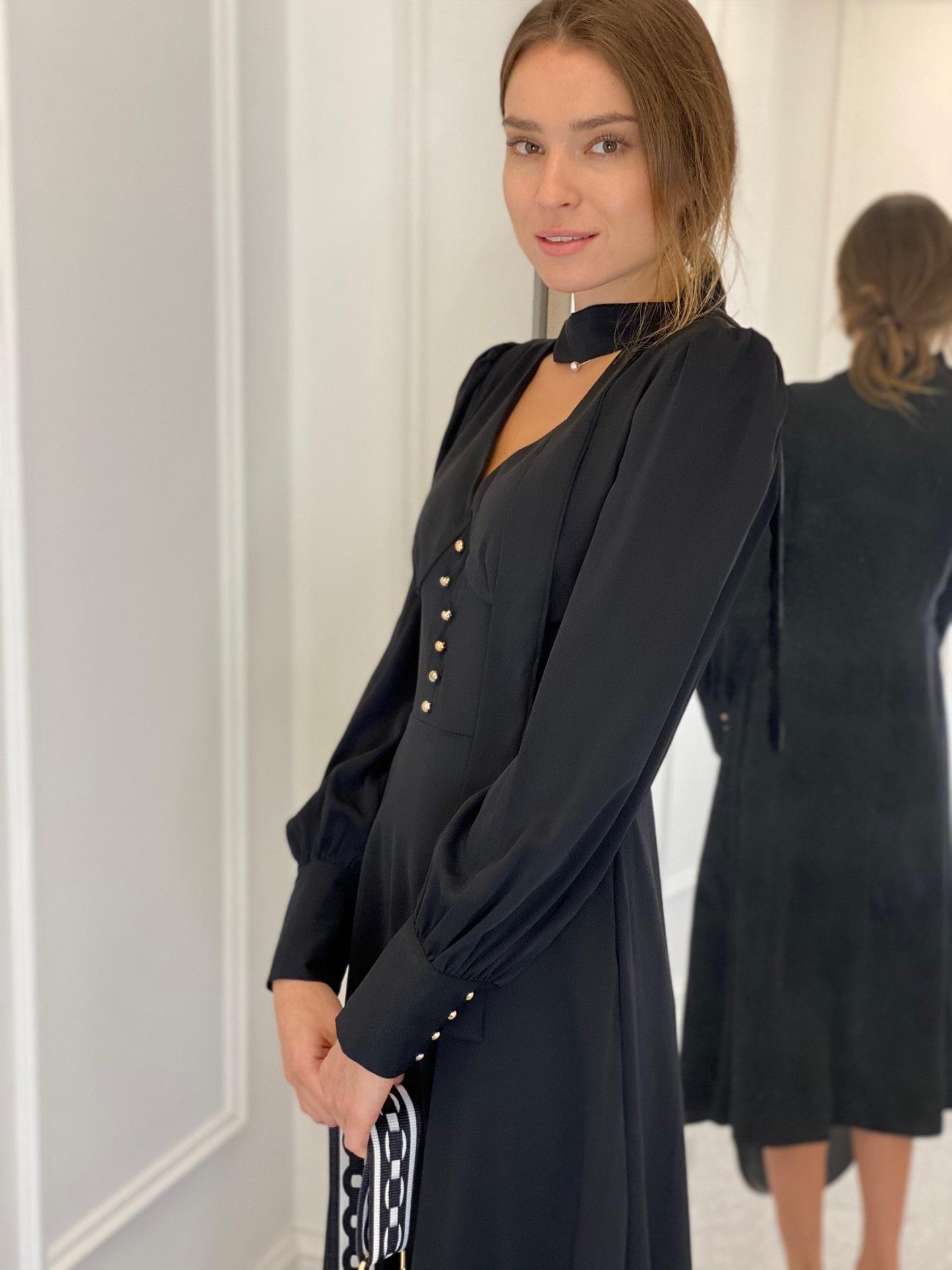 Платье, Ballerina, Deja vu (черный)