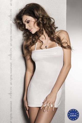 Сексуальное белое платье с открытой спиной BELTIS white L/XL 10312PAS