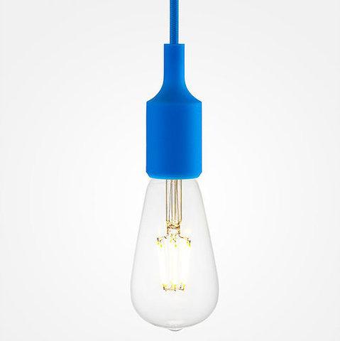 Подвесной светильник Loft SL020 (Синий)