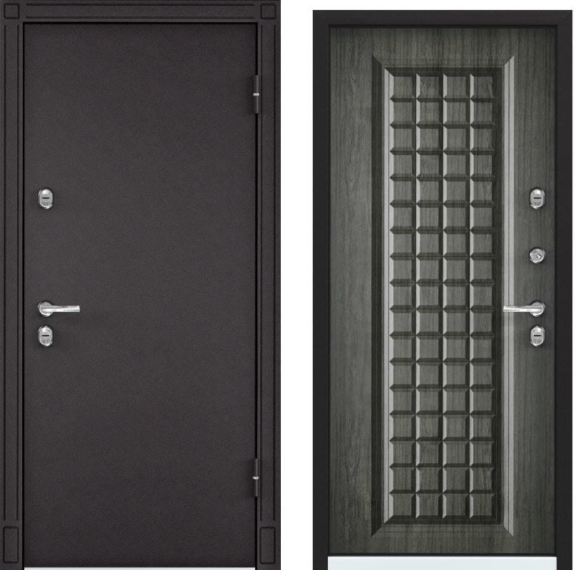 Входные двери Snegir 20 MP горячий шоколад S20-06 КТ дуб пепельный generated_image-26.jpg