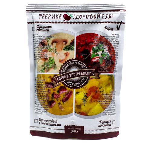 Борщ 'Фабрика здоровой еды', 300г