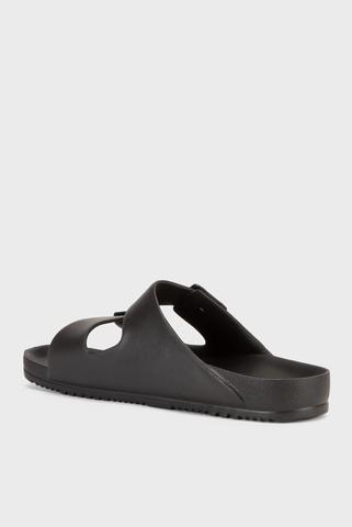 Женские черные сандалии Anacapri