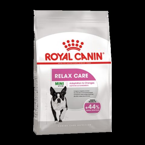 Royal Canin Mini Relax Care Сухой корм для собак мелких пород в условиях перемен