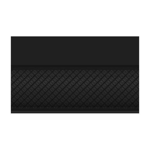 Цоколь Катрин черный  13-01-1-25-43-04-1451-0 250х150х9