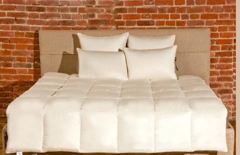 Одеяло пуховое зимнее Sandman 140х205