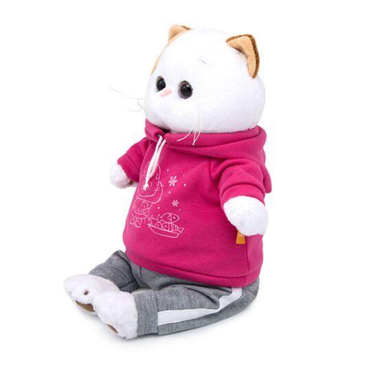 Кошечка Ли-Ли в спортивном костюме