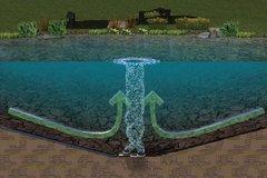 Hailea aco насыщение кислородом пруд