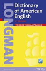 L Dict of American English 5th Ed PB+online
