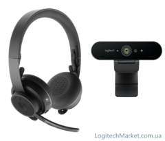 LOGITECH Pro Personal Video Collaboration Kit (991-000309)