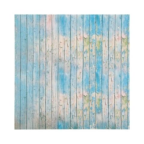 Фотофон «Синие доски», 70 х 100 см