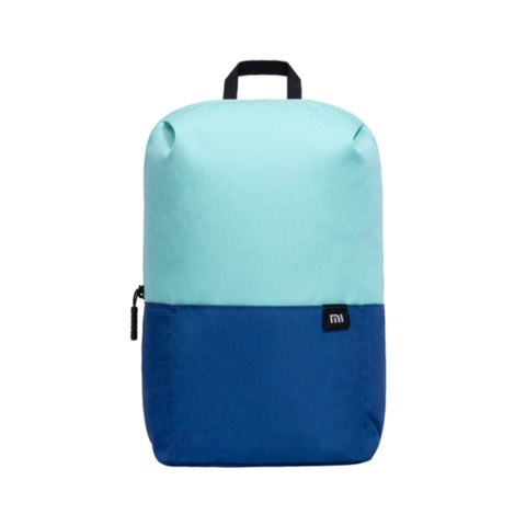 Рюкзак Xiaomi Mi Colorful Small Backpack 7л сине-голубой