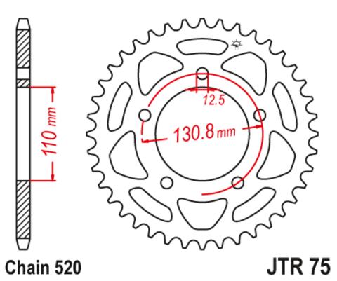 JTR75