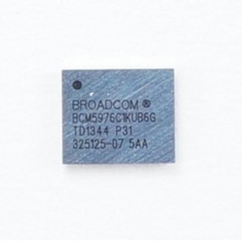 Микросхема тачскрина iPhone 5S BCM5976C1KUB6G и 343S0645